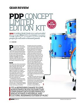 PDP Concept Limited Edition Kit