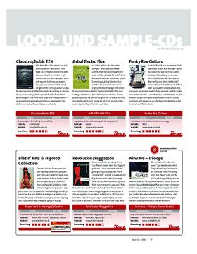 LOOP- UND SAMPLE-CDs