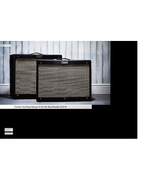 Fender Hot Rod Deluxe IV & Hot Rod Deville 212 IV