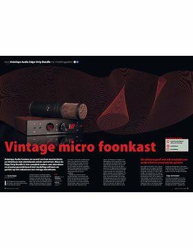 Antelope Audio Edge Strip Bundle mic-modelingpakket