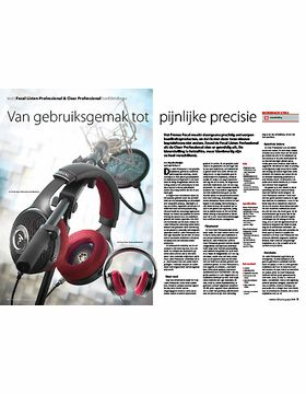 Focal Listen Professional & Clear Professional