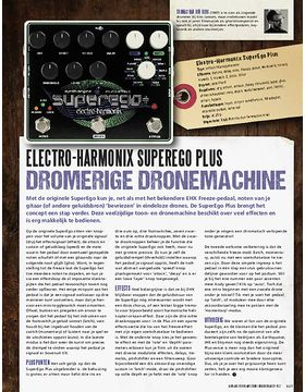 Electro-Harmonix SupEgo +