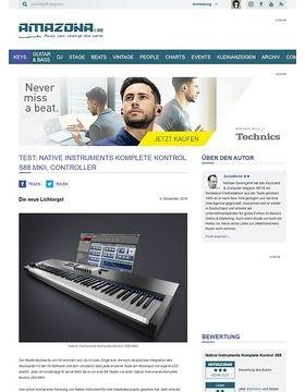 Native Instruments Komplete Kontrol S88 MKII