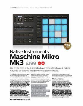 Maschine Mikro M k3
