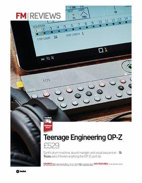 Teenage Engineering OP-Z