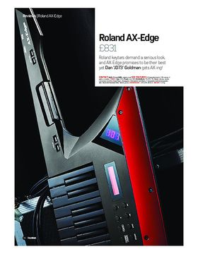 Roland AX-Edge