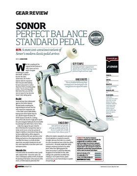 Sonor Perfect Balance Standard Pedal