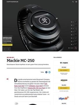 Mackie MC-250