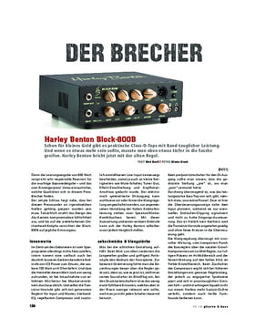 Harley Benton Block-800B