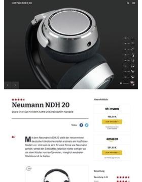 Neumann NDH 20