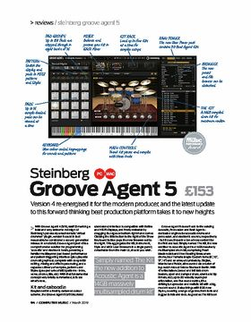 Steinberg Groove Agent 5