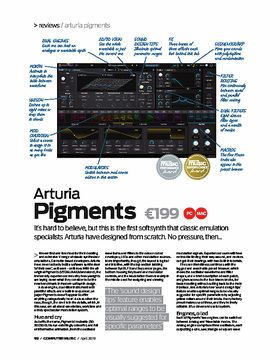 Arturia Pigments