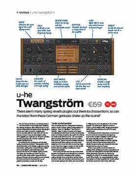 u-he Twangstrom