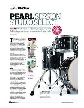Pearl Session Studio Select