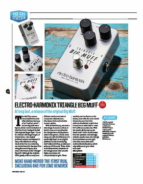 Electro Harmonix Triangle Big Muff