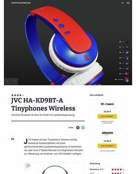 JVC HA-KD9BT-A