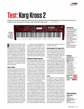 Korg Kross 2