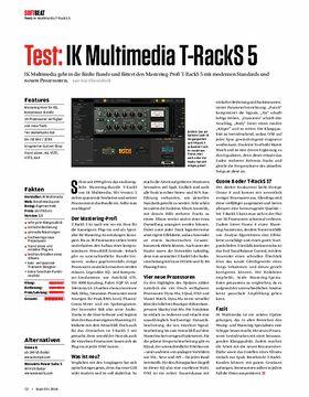 IK Multimedia T-RackS 5