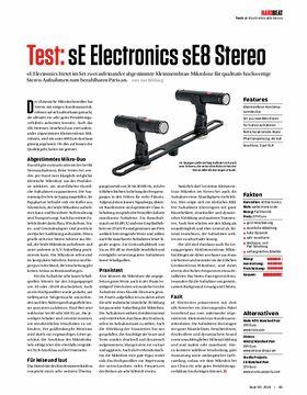 sE Electronics sE8 Stereo