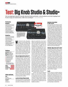 Big Knob Studio & Studio+