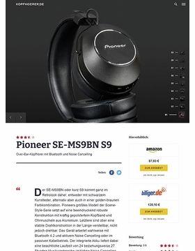 Pioneer SE-MS9BN-B