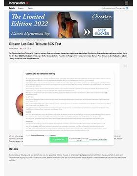 Gibson Les Paul Tribute 2019 SCS