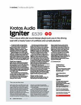 Krotos Audio Igniter