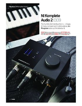 NI Komplere Audio 2