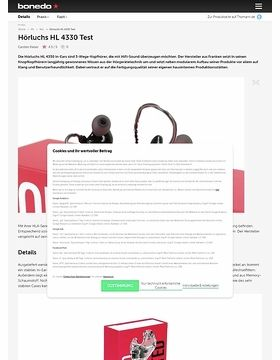 Hörluchs HL 4330