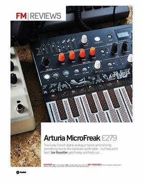 Arturia MicroFreak