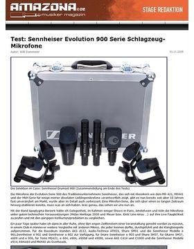 Test: Sennheiser Evolution 900er Serie