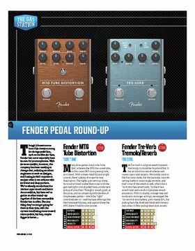 Fender Tre-Verb Tremolo/Reverb