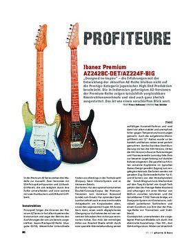 Ibanez Premium AZ242BC-DET/AZ224F-BIG