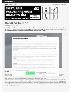 DDrum SE Flyer Bop Kit