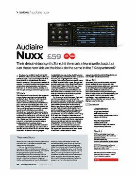 Audiaire Nuxx