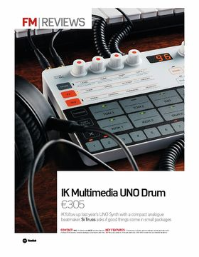 IK Multimedia UNO Drum