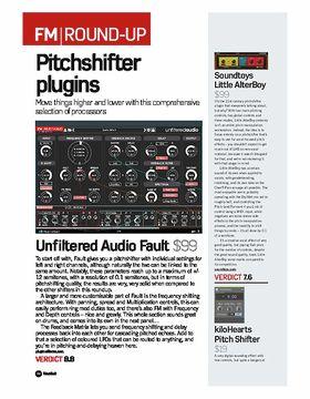 KiloHearts Pitch Shifter