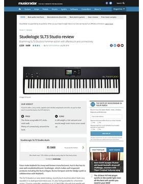 Studiologic SL73 Studio