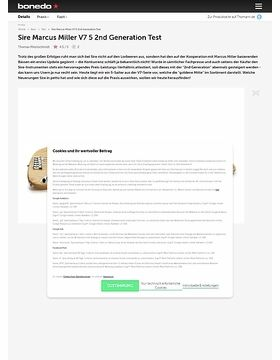 Sire Marcus Miller V7 5 2nd Generation