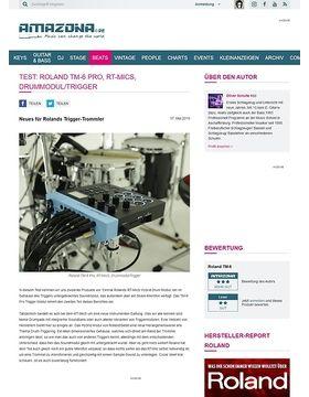 Roland TM-6 Pro & RT-MicS