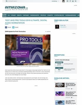 Avid Pro Tools 2019 Ultimate