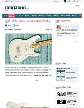 Fender Player Series Strat