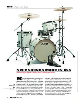 Ludwig Neusonic Drums