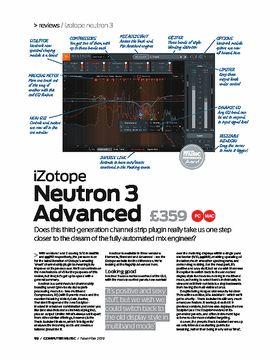 iZotope Neutron 3 Advanced