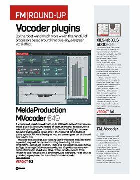 XILS Lab XILS Vocoder 5000