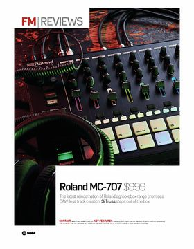 Roland MC-707