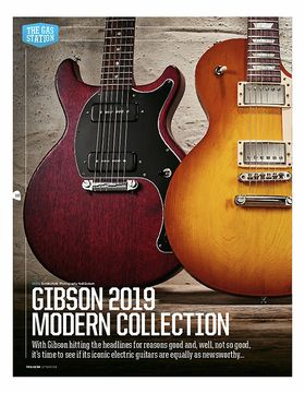 Gibson LP Special Tribute DC