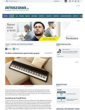 Korg B2 Digitalpiano