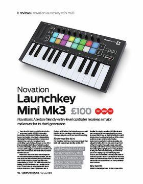 Novation Launchkey Mini Mk3