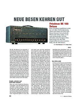 Friedman BE 100 Deluxe